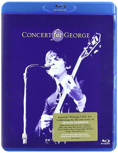 Concert for George [Blu-ray]
