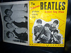 THE BEATLES 1963 Sheet Music Book 1st Issue rarer 2nd PRINT ! 6/- SIX shillings!
