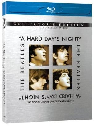 The Beatles: A Hard Day's Night [Blu-ray]