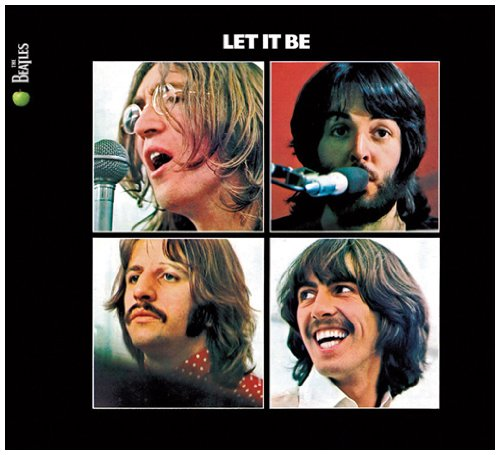 The Beatles – Let It Be – CD