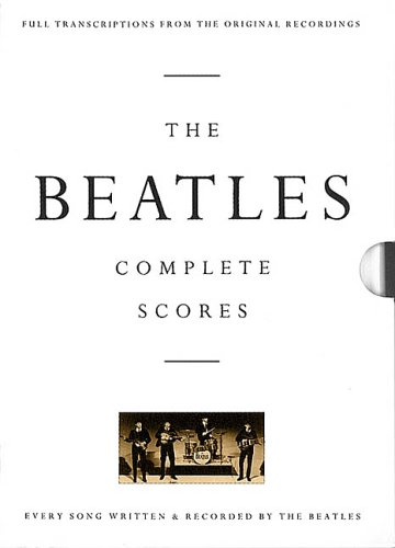 The Beatles – Complete Scores