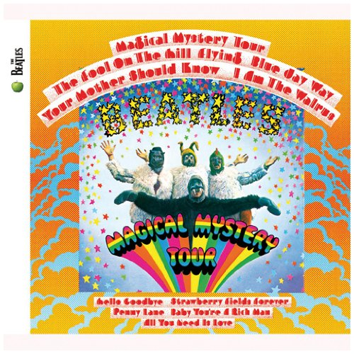 The Beatles Magical Mystery Tour CD