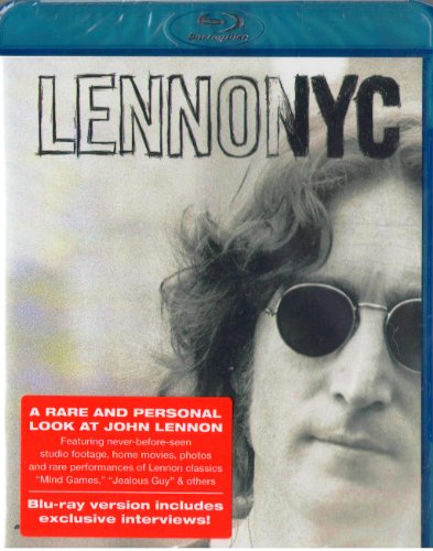 John Lennon NYC – PBS : American Masters : Blu-ray – Extended Edition with 20 Minutes of Additional Interviews