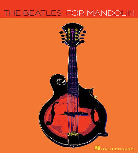 The Beatles for Mandolin – Book – TAB