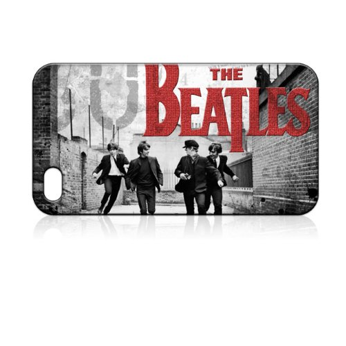 THE Beatles Band Hard Case Cover Skin for Iphone 4 – Sprint Verizon Retail Packing